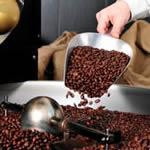 Die Kaffeeröstung