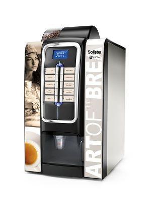 Kaffeevollautomat Solista