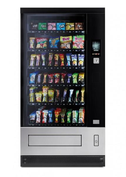 SiLine Glasfrontautomaten mit Lift-System